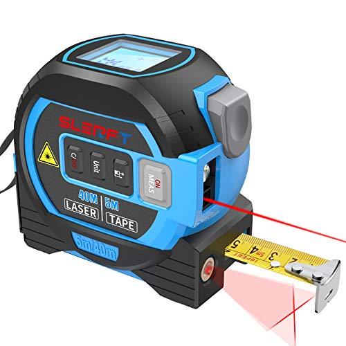 Laser Entfernungsmesser 3-in-1-maßband, 40m...