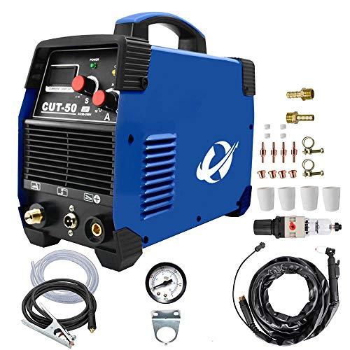 CUT50 IGBT Plasmaschneider mit 50 Ampere, bis...