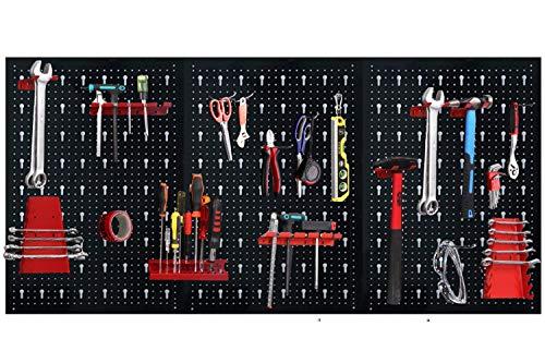 HENGMEI Werkzeuglochwand Werkzeugwand aus...