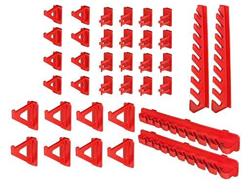 Werkzeugwand Halterung – 36 tlg....