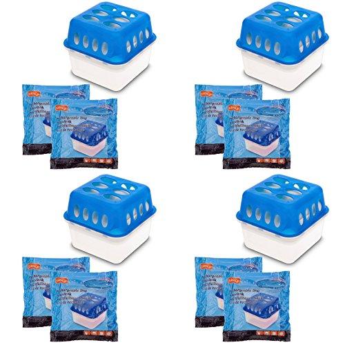 4X Ultra Fresh Luftentfeuchter...