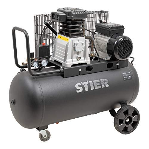 STIER Kompressor LKT 880-10-90, 3000 W, max....