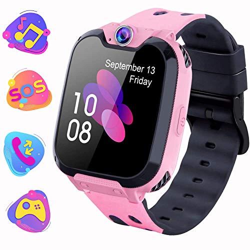 Kinder Smartwatch, Kind Uhr Telefon mit Zwei...