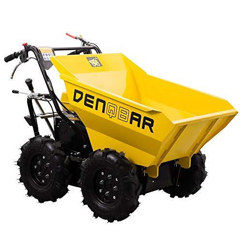 DENQBAR Mini-Dumper Motor-Schubkarre...