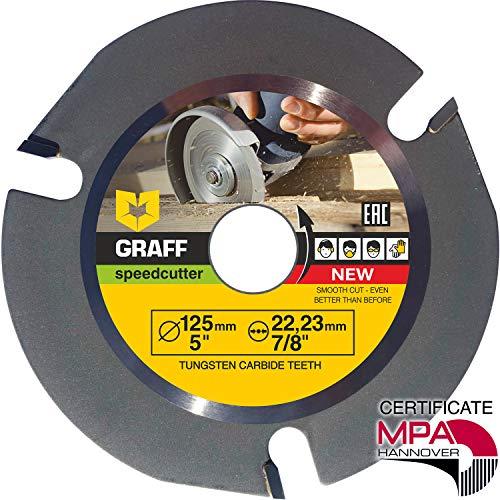 Hartmetall GRAFF® Speedcutter Flex...