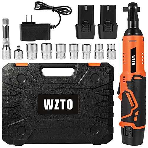 Elektrische Ratschenschlüssel Kit,WZTO 3/8'...