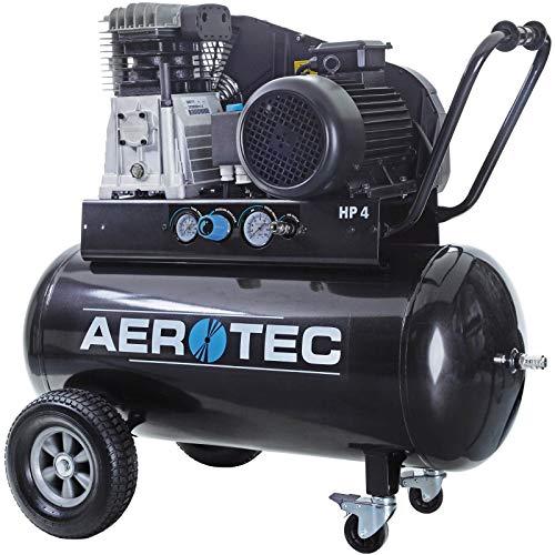 Druckluft 90 L Kompressor 600-90 Liter TECH |...