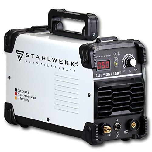 STAHLWERK CUT 50 ST IGBT Plasmaschneider mit...
