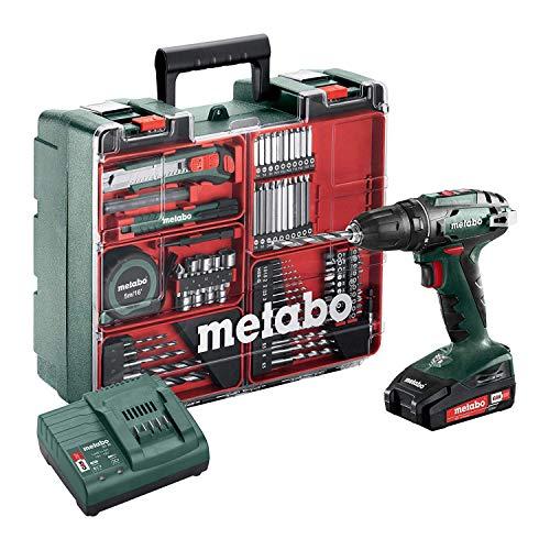Metabo 602207880 Akku Bohrschrauber BS 18...