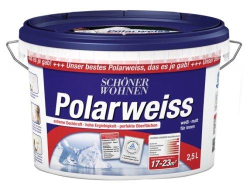 Schöner Wohnen 2,5 L. Polarweiss, extreme...