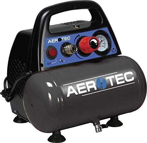 Aerotec 200664 Kompressor tragbar-ölfrei...