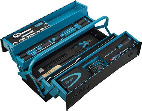 HAZET Metall-Werkzeugkoffer (mobiler...