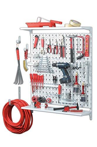 Element System ORGANIZER 3 Werkzeugwand aus...