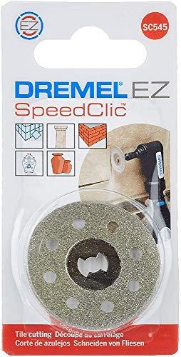 DREMEL SC545 DIAMOND SpeedClic CUTTING WHEEL...