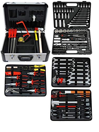 Famex 719-44 Mechaniker Werkzeugkoffer...