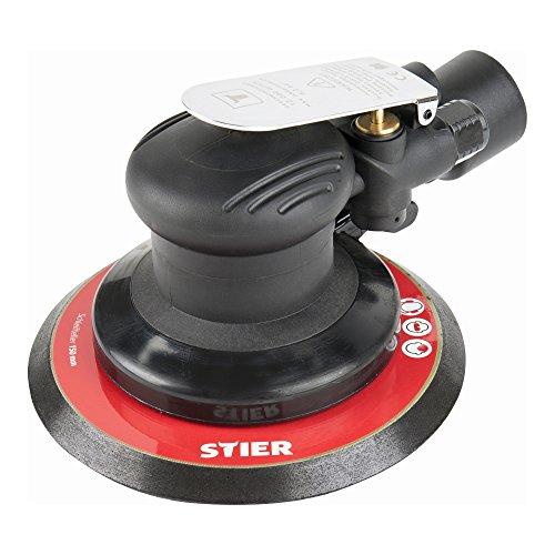 STIER Exzenterschleifer, EXS-120, Länge 187...
