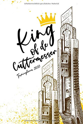 Terminplaner 2020 - King of de Cuttermesser:...