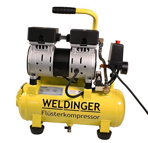 WELDINGER Flüster Kompressor FK 65 pro...