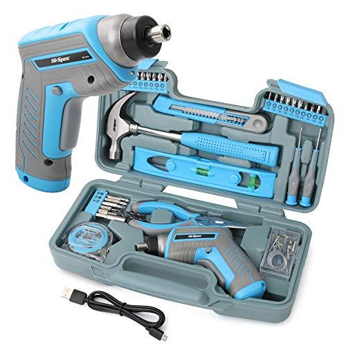 Hi-Spec 35-teiliges blaues...