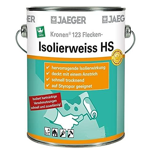 Kronen Isolierweiss 123 HS Isolierfarbe 750...