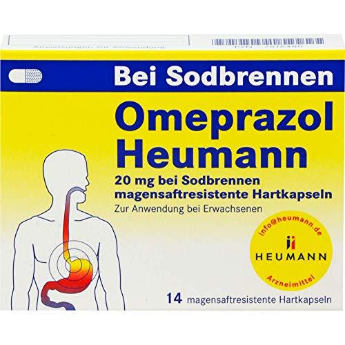 Omeprazol Heumann 20 mg Hartkapseln bei...