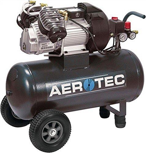 Druckluft 50 L Kompressor 400-50 | 100 bar...