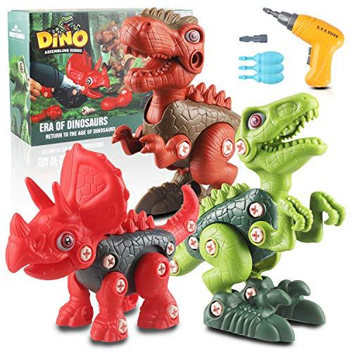 aovowog Dinosaurier Montage Spielzeug Junge...