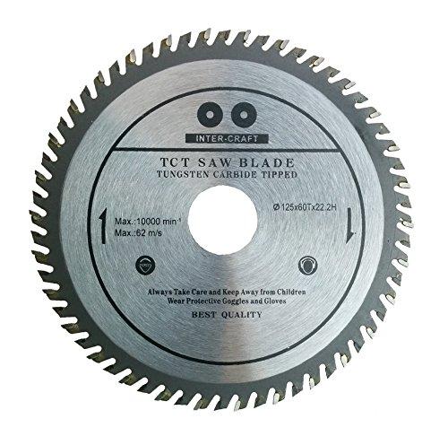 Inter-Craft 125mm Sägeblatt Top Qualität...
