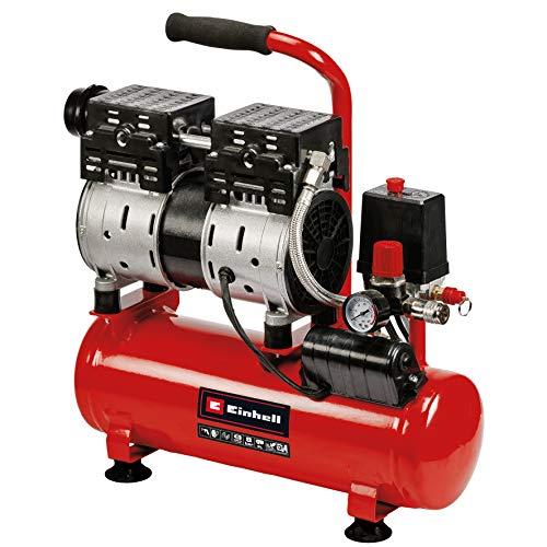 Einhell Kompressor TE-AC 6 Silent (550 W,...