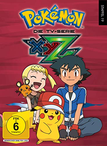 Pokémon Staffel 19: XYZ [6 DVDs]