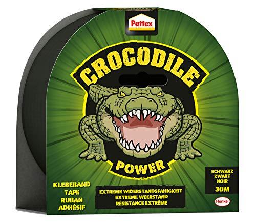 Pattex Crocodile Power Klebeband, starkes...