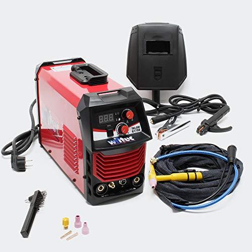 Schweißgerät WIG HF-Zündung 200 Ampere WIG...