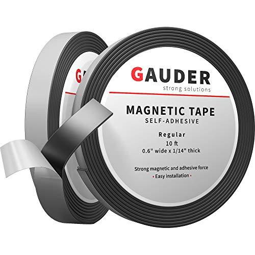 GAUDER Magnetband selbstklebend I...