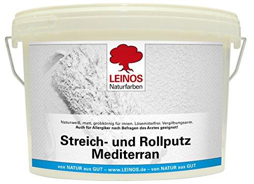 Streich- und Rollputz Mediterran 2,50 l