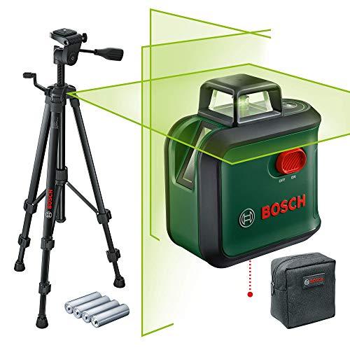 Bosch Kreuzlinienlaser AdvancedLevel 360 Set...