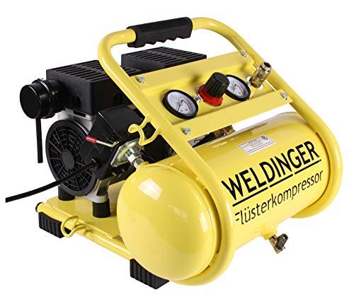 WELDINGER Flüsterkompressor FK 95 compact...