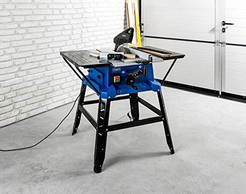 Scheppach Tischkreissäge 2000W HS250L SE...