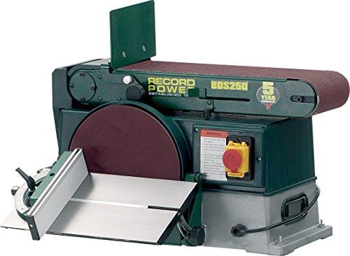 Band-Tellerschleifer BDS 250-1000 Watt - 5...