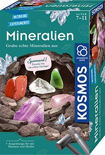 Kosmos 657901 Mineralien Ausgrabungs-Set,...