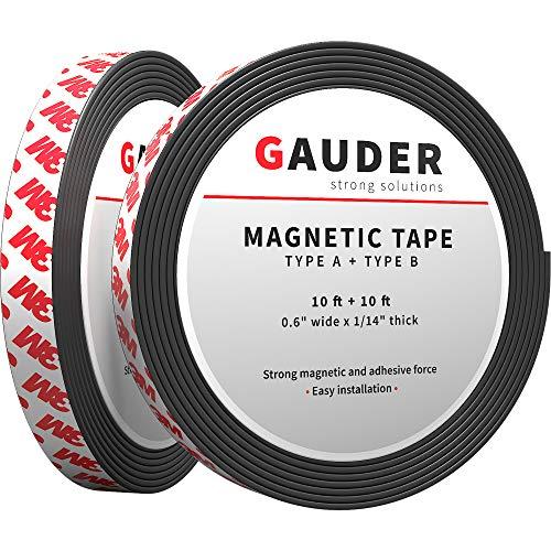 GAUDER Typ A + B Magnetband stark...