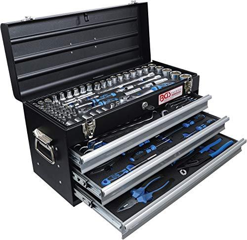 BGS 3318 | Metall-Werkzeugkoffer | mit 143...