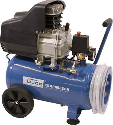 Güde 50127 260/10/24 ST Kompressor-Set (2...