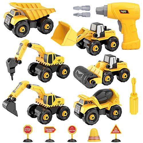 Vanplay Montage Große LKW Spielzeug DIY...