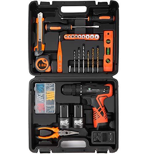 LETTON Werkzeugkoffer 24PCS DE...