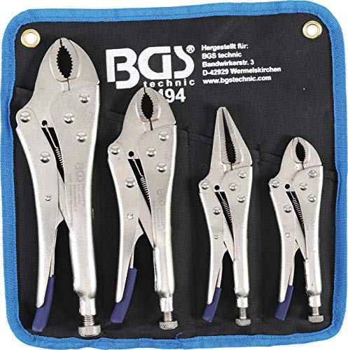 BGS 494 | Gripzangen-Satz | 4-tlg. |...