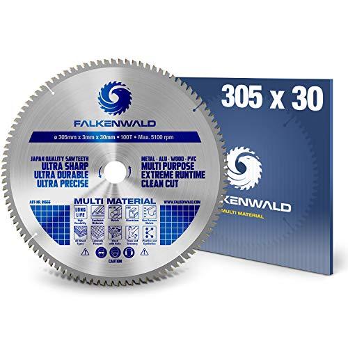FALKENWALD ® Kreissägeblatt 305 x 30 mm -...