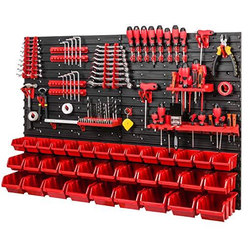 Werkzeugwand Stapelboxen 1152 x 780 mm -...
