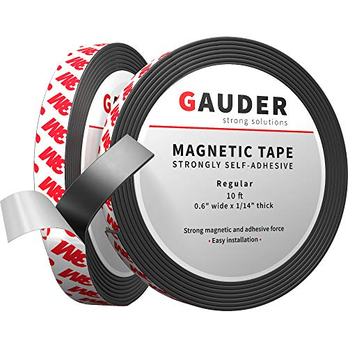 GAUDER Magnetband stark selbstklebend I...