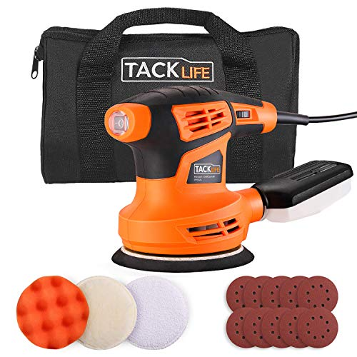 TACKLIFE Exzenterschleifer, 280W...