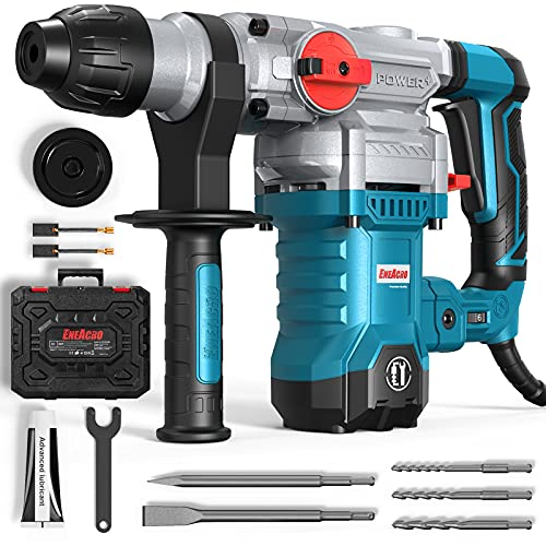 ENEACRO SDS-Plus Bohrhammer, 1500W 6Joule...